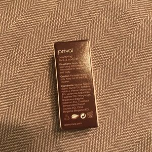 privai Makeup - New! Privia face and body oil- 2 for $10